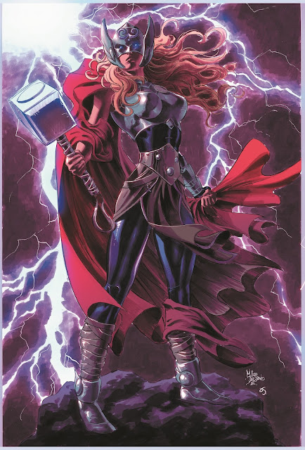 THE MIGHTY THOR #15