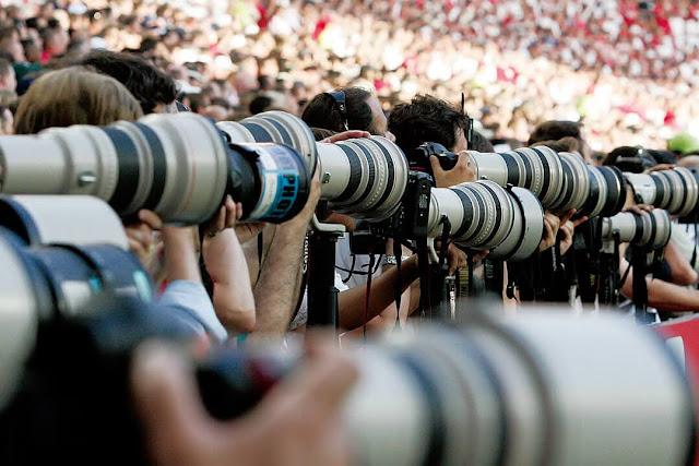 【攝影器材】務實首選,Canon 用戶都值得擁有的 10 顆 EF 鏡 - 白色鏡頭 & 攝影記者
