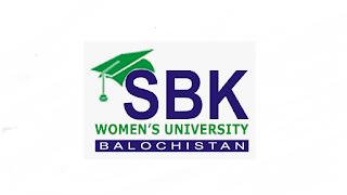 www.sbkwu.edu.pk Jobs 2021 - Sardar Bahadur Khan Women's University SBKWU Quetta Jobs 2021 in Pakistan