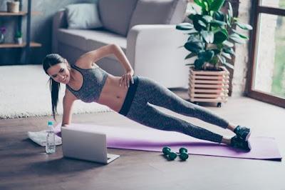 6 cách tập luyện hiệu quả tại nhà cho người bận rộn
