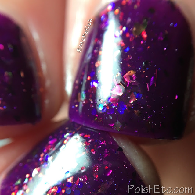 Pahlish - 12 Days of Christmas Collection - McPolish - Twelve Drummers Drumming