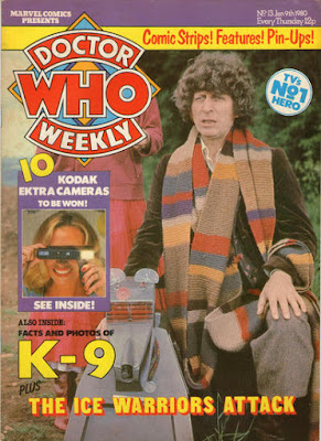 Doctor Who Weekly #13, Tom Baker