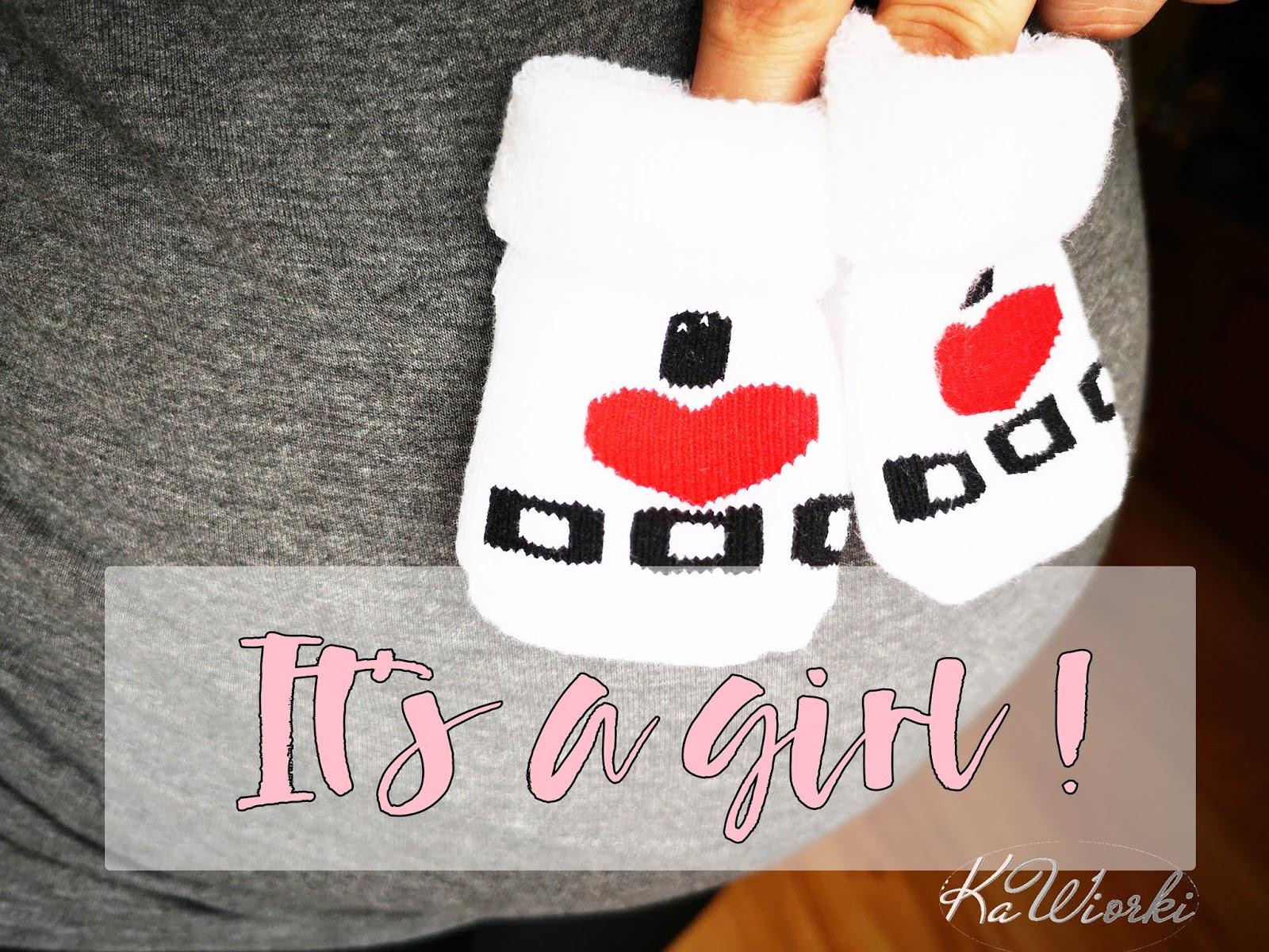 It's a girl! - czyli będzie trzecia córka