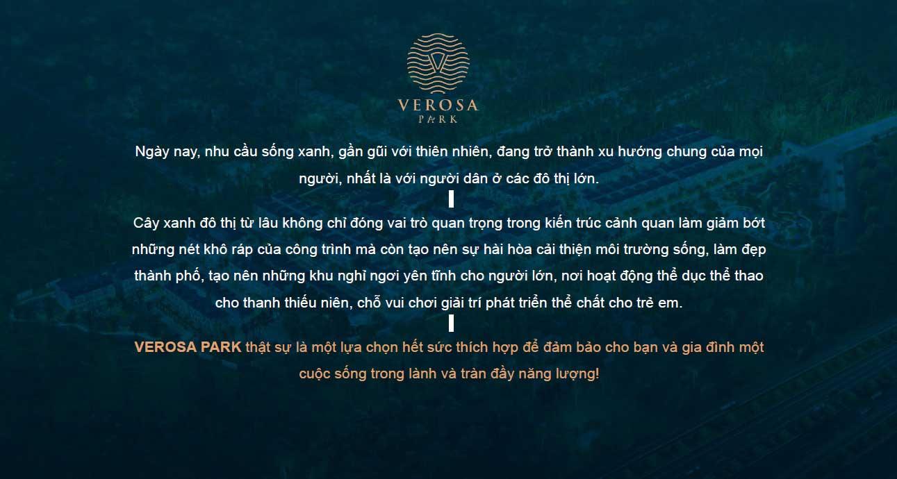 Verosa Park Khang Điền