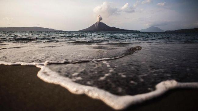 Ahli Vulkanologi Sebut Dentuman yang Terdengar Berasal dari Anak Krakatau