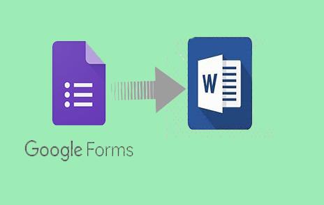 Cara Memindahkan Soal Dari Google Form Ke Word Dengan Mudah