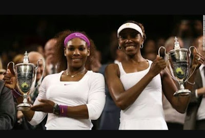 Serena and Venus Williams - lawson james blog entertainment news