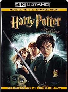 Harry Potter y la cámara secreta (2002) Latino 4K Ultra HD [GoogleDrive]