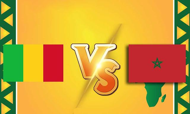 مشاهدة مباراة المغرب ومالي اليوم بث مباشر