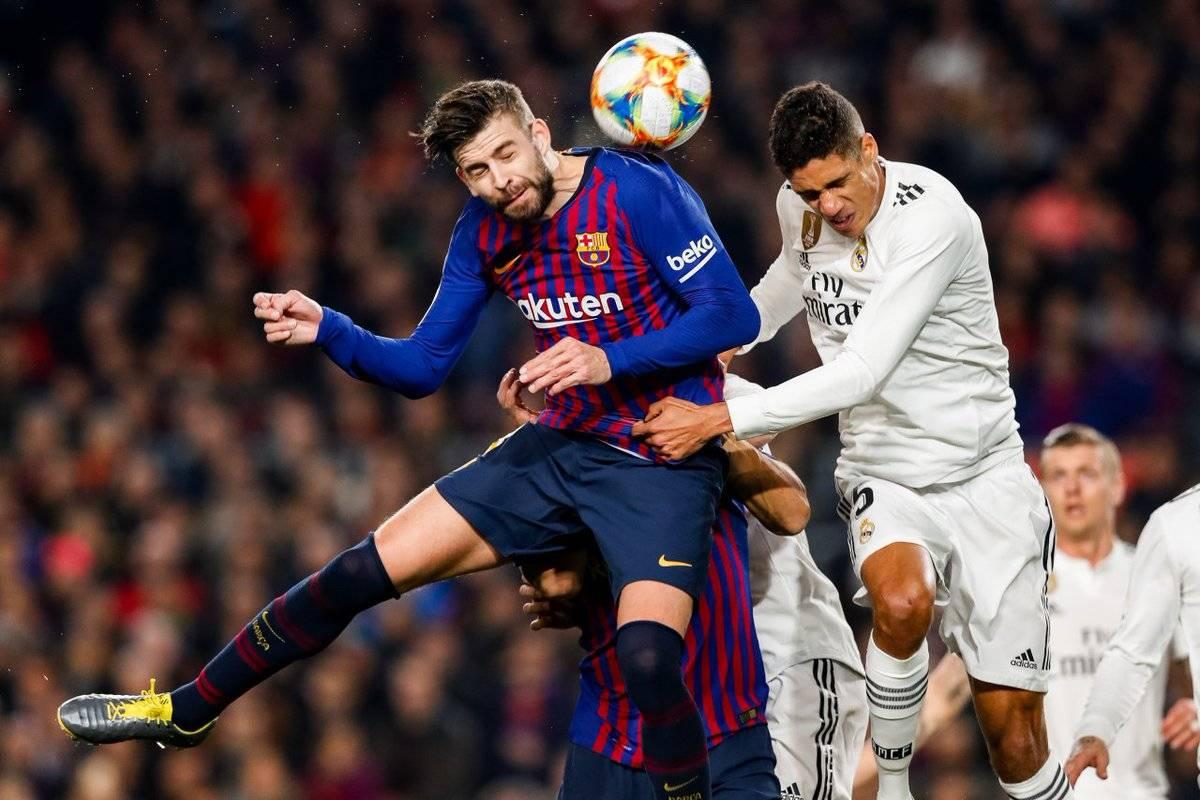 موعد مباراة  ريال مدريد وبرشلونة الدوري الاسباني