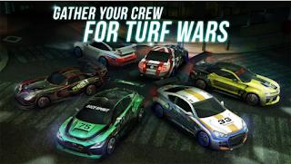 Download Game Racing Rivals V6.0.2 MOD Apk ( Unlimited Turbo ) Terbaru