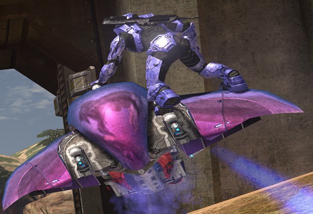 Neko Random: A Look Into Video Games: Ghost (Halo)