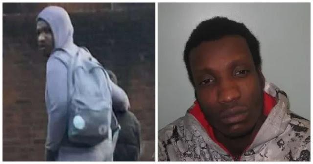 В Лондоне девушка спасла школьницу от негра-педофила. Теперь за ним охотится весь город!