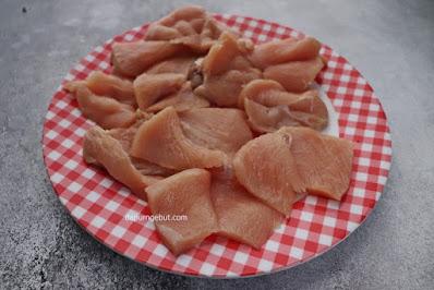 Filet Ayam Isi Keju