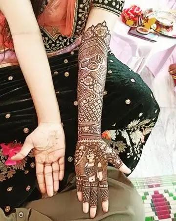 wedding-girls-full-hands-mehandi-design-for-one-hand