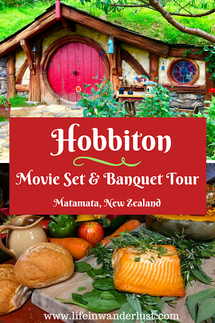 Hobbiton Movie Set Hobbiton Banquet Tour