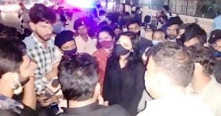 2 घंटे तक पुलिस हिरासत में रहीं बिहार की CM कैंडिडेट पुष्पम प्रिया चौधरी, जानें क्या है पूरा मामला