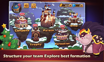 Download Brave Fighter Demon Revenge MOD APK (Diamonds) v2.2.7