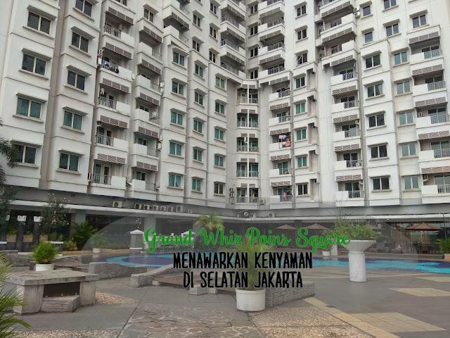 Grand Whiz Poins Square, Menawarkan Kenyaman di Selatan Jakarta