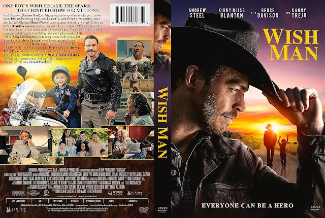 Wish Man DVD Cover
