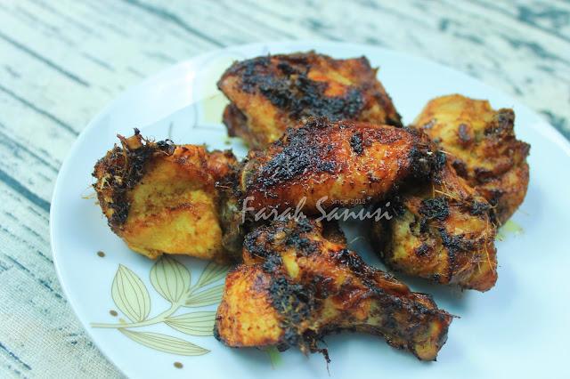 Resepi Ayam Goreng Madu