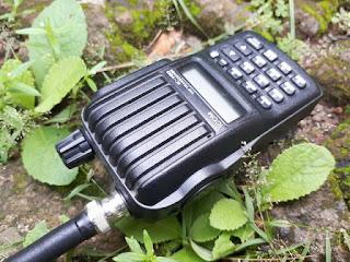 HT ICOM IC-V80 ICV80 IC V80 Seken VHF Fullset Original Made in Japan