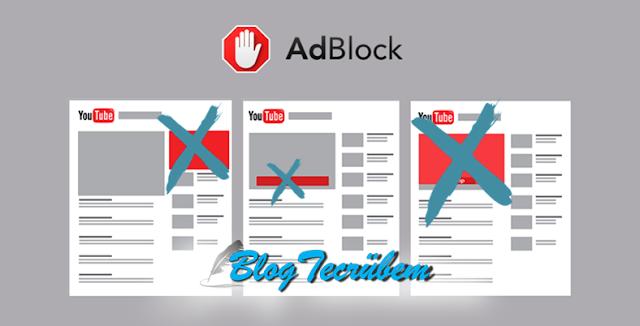 Youtube videolarındaki reklamlardan nasıl kurtuluruz?