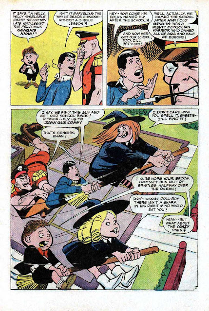 Adventures of Jerry Lewis v1 #103 - Neal Adams dc 1960s comic book page art