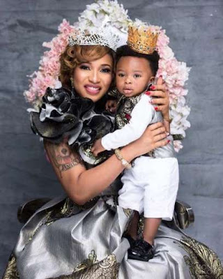 I Paid My Own Bride Price and Caught My Husband Touching His Mother Inapprioprately - Tonto Dikeh Explodes