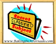 Secret Subject Swap | www.BakingInATornado.com