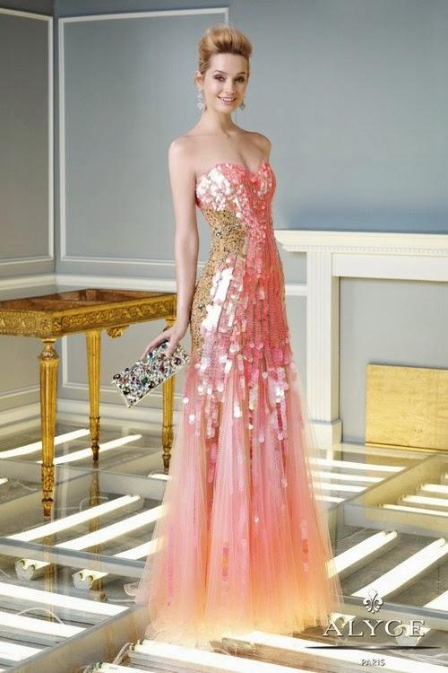 Espectaculares vestidos de baile para fiesta  Especial de