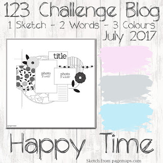 July 123 Challenge