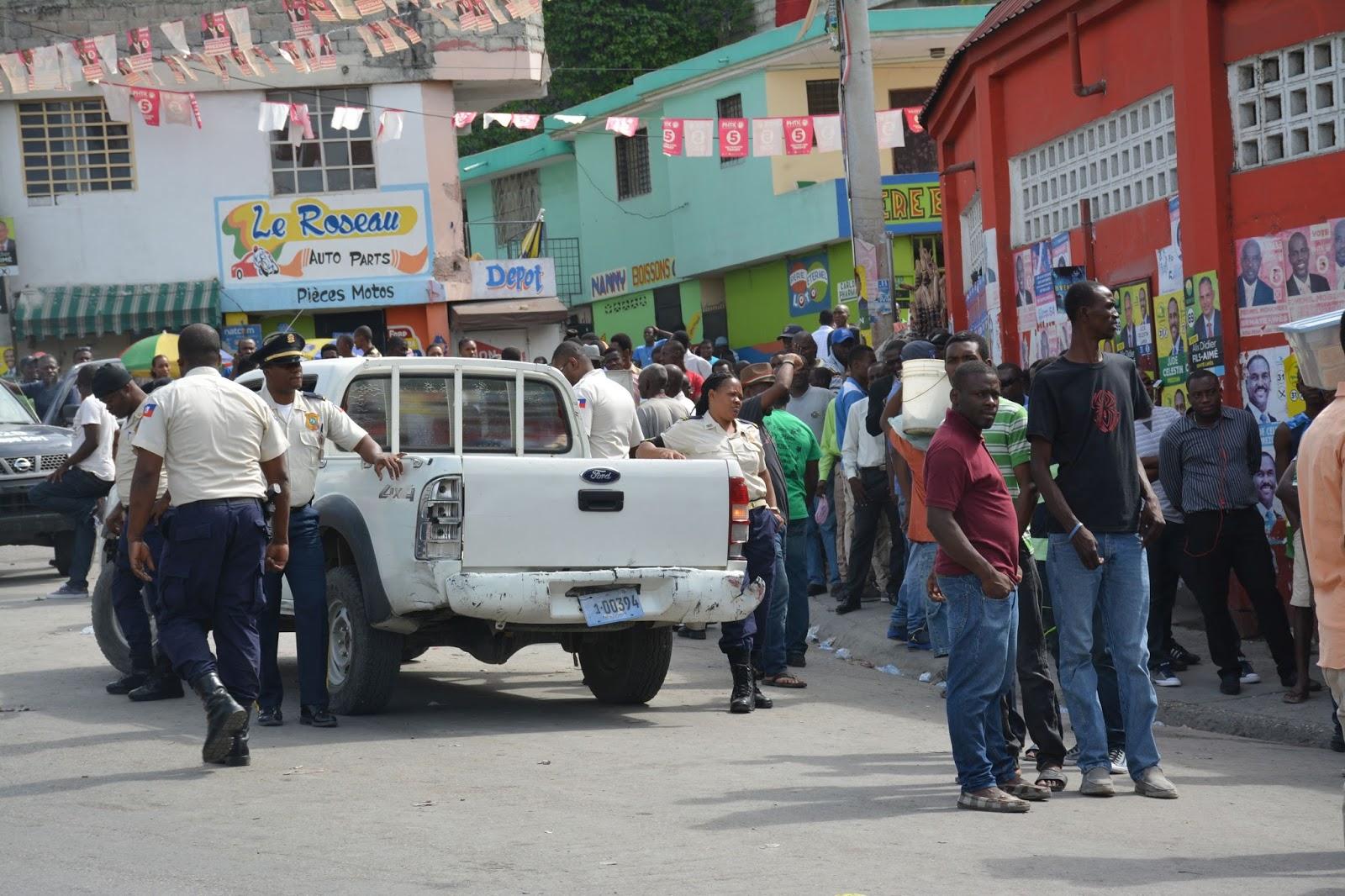 Haiti coram deo election day canape vert for Canape vert hospital haiti