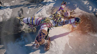 Voldo regresa en Soul Calibur VI