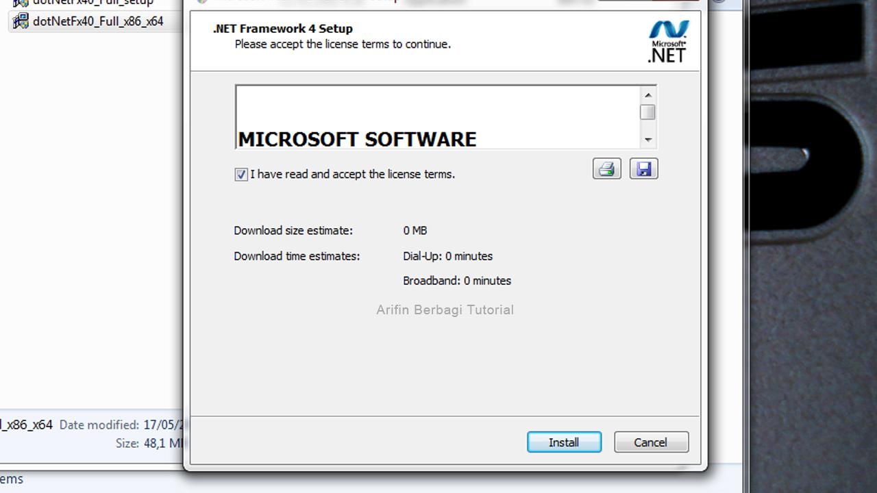.Net Framework   offline Installer download ...