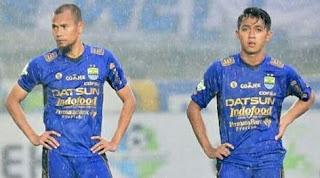 Lawan Persija, Persib Bandung Kehilangan Dua Winger Andalan