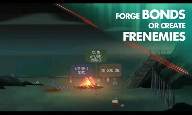 تحميل لعبة المدفوعة Oxenfree مجانا للأندرويد  اخر اصدار برابط مباشر