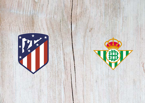 Atletico Madrid vs Real Betis -Highlights 11 July 2020
