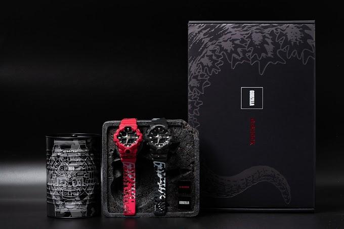Godzilla x G-Shock GA-700 จับคู่ Box Set