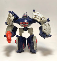 Roswell Robot Mode