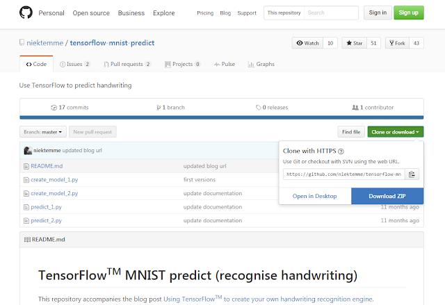 niektemme/tensorflow-mnist-predict