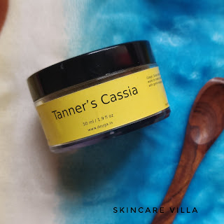 Deyga Organics Tanner's Cassia Face Mask Review
