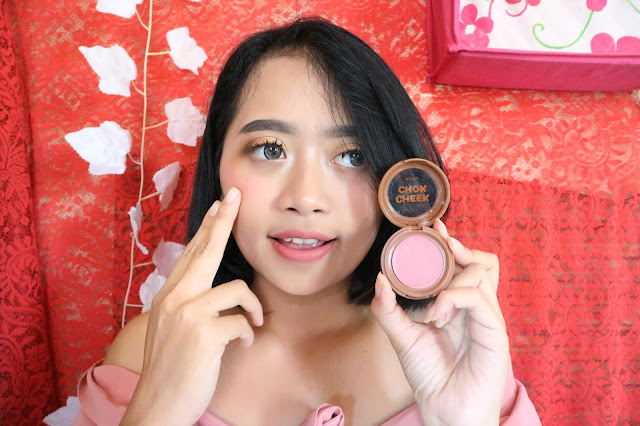 CARA MEMAKAI CREAM BLUSH ON