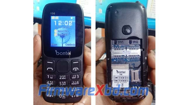 Bontel 106 Flash File Download