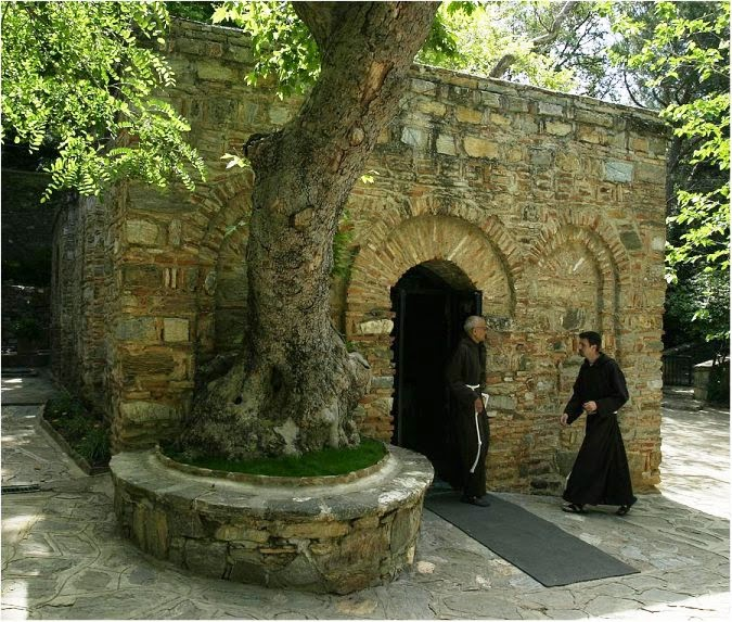 Турция, часовня святой Марии