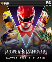 Power Rangers: Battle for the Grid Torrent (2019) PC GAME Download