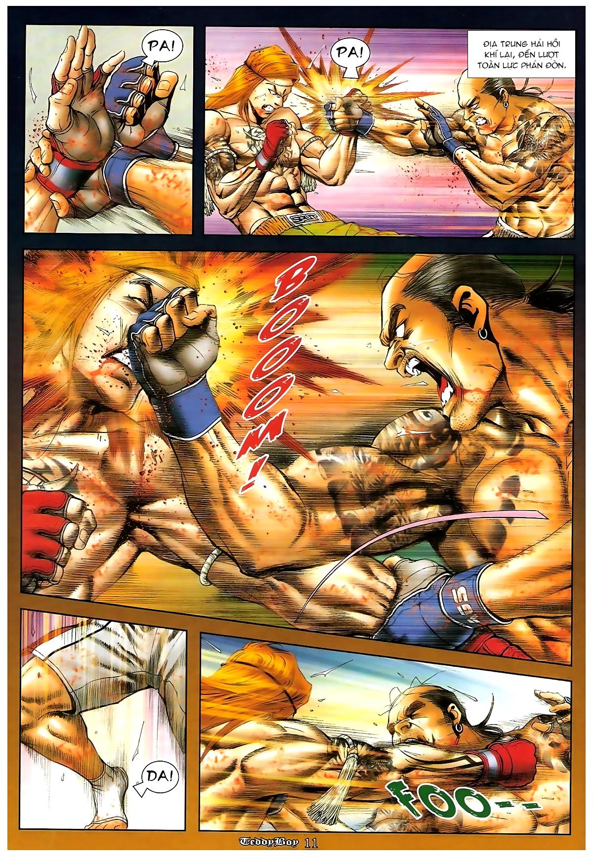 Người Trong Giang Hồ - Chapter 1253: Đánh gục Kim Mông Không - Pic 10