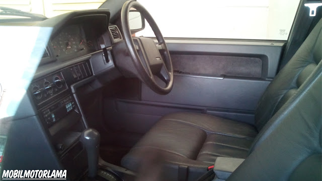 Volvo 960 interior original
