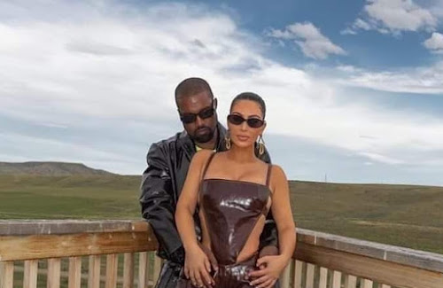 Kanye West Gushes Over'Beautiful Wife' KimKardashian For 'Becoming A Billionaire'