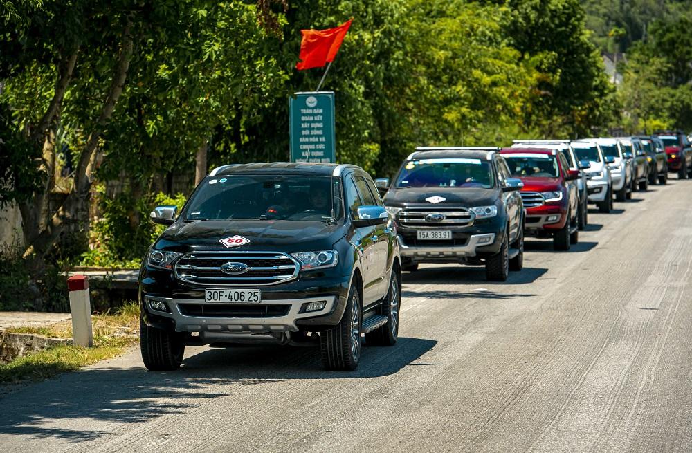 Ford Việt Nam tăng trưởng ấn tượng trong quý 3/2020